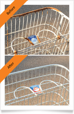 2 trolley before and after our services